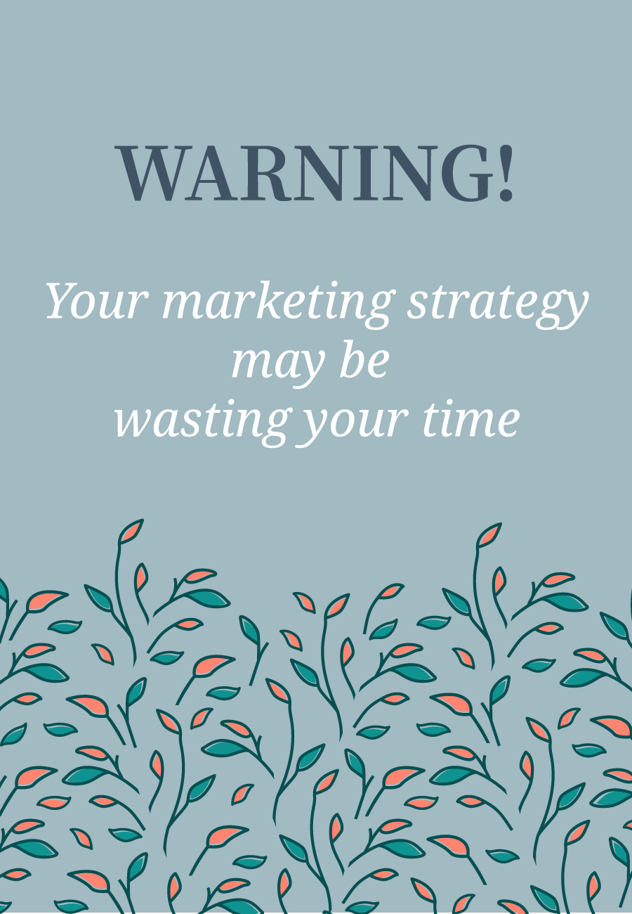 How to Make Sure You Are Marketing Strategically #bloomhustlegrow #marketingstrategy #marketing101 #business101